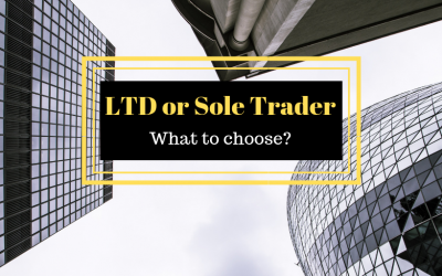 LTD Company or Sole Trader – What to choose?