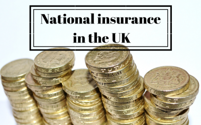 National insurance in the United Kingdom – 2019/20 tax year