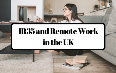 IR35 and Remote Work in the UK
